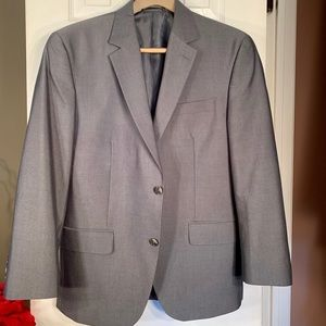 Gray Andrew Fezza Signature Collection Blazer 40S